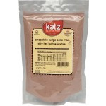 Katz Gluten Free Chocolate Fudge Cake Mix, (Case of 6)