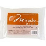 Miracle Noodle, Gluten Free Rice, 8 Oz.