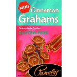 Pamela's Gluten Free Mini Grahams, Cinnamon, 7 Oz [6 Pack]