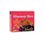 Pamela's Gluten Free Whenever Bars, Oat Cranberry Almond, 5 Bars per box [Case of 6]