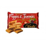 Pamela's Gluten Free Figgies and Jammies Cookies, Strawberry & Fig, 9 Oz Bag [6 Pack]