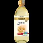 Spectrum Naturals Gluten Free Peanut Oil, Unrefined, 16 Oz [3 Pack]