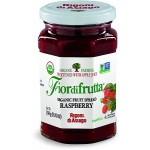 Fiordifrutta Gluten Free Organic Jam Spread, Raspberry, 8.82 OZ (Case of 6)