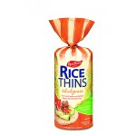 REAL FOODS GLUTEN FREE RICE THINS - CASE OF 12