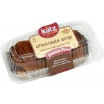 Katz Gluten Free Chocolate Strip - Case of 6