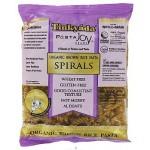 Tinkyada Gluten Free Brown Rice Spirals