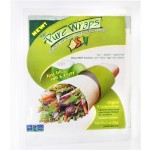 The Pure Wraps, Original Gluten Free Coconut Wraps [6 pack]