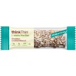 Think Thin Protein Gluten Free Nut Bars, Chocolate Coconut Almond, 1.41 oz [10 Pack]