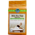 Authentic Foods, Gluten Free Superfine White Rice Flour, 3 Lb (Case of 6)
