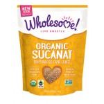 Wholesome Sweeteners, Gluten Free Organic Sucanat, Brown Sugar, 32 Oz (Case of 2)