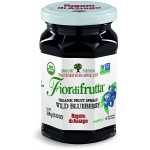 Fiordifrutta Gluten Free Organic Jam Spread, Wild Blueberry, 8.82 OZ ( Case of 6)
