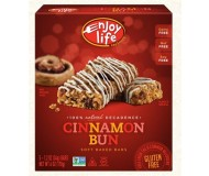 Enjoy Life GF Decadent Bars, Cinnamon Bun (6 Pack)
