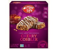 Enjoy Life GF Decadent Bars, Cherry Cobbler (6 Pack)