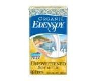 Eden Organic SoyMilk, Unsweetened, 32 Oz.