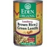 Eden Organic Rice & Lentils