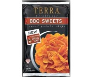 Terra Chips BBQ Sweets, 6 Oz. (12 Per Case)