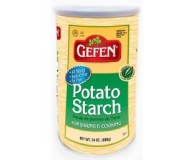 Gefen Potato Starch, 24 Oz Can (24 Pack)