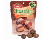 Gefen Roasted Whole Chestnuts, Shelled, 5.2 Oz Bag (Case of 12)