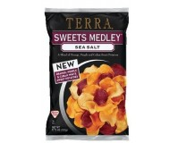 Terra Chips Sweet Medley Sea Salt, 6 Oz. (12 Per Case)