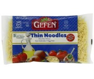 Gefen Gluten Free Thin Noodles - 9 Oz. Each (Case of 12)