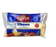 Gefen Gluten Free Elbow Noodles - 9 Oz. Each (Case of 12)