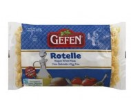 Gefen Gluten Free Wagon Wheels Noodles, 9 Oz. (Case of 12)