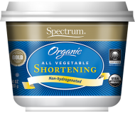 All Natural Vegetable Shortening
