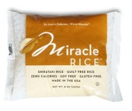 Miracle Noodle, Rice, 8 Oz. (Case of 6)