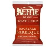 Kettle Foods Potato Chips, Classic BBQ