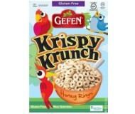 Gefen Gluten Free Krispy Krunch, Honey Rings (Case of 12)