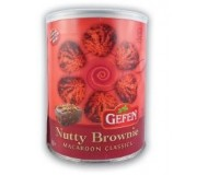 Gefen Gluten Free Chocolate Nut Brownie Macaroons, 10 Oz. (Case of 12)
