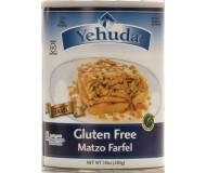 Yehuda Gluten Free Matzo Farfel, 10 Oz. Canister ( 6 Per Case)