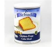 Yehudah Gluten Free Matzo Cake Meal  [2 Pack]