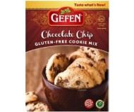 Gefen Gluten Free Chocolate Chip Cookie Mix, 12.5 Oz (Case of 12)
