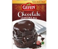 Gefen Gluten Free Chocolate Frosting Mix, 9 Oz (Case of 12)