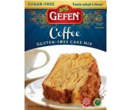 Gefen Gluten Free Coffee Cake Mix, Sugar Free, 12 Oz (Case of 12)