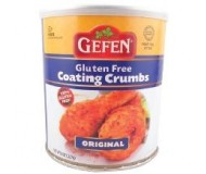 Gefen Gluten Free Coating Crumbs, 8 Oz. (Case of 12)