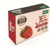 Bakol All Natural Gluten Free Jello, Strawberry, 3 Oz. (12 Per Case)