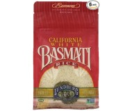 Lundberg California White Basmati Rice