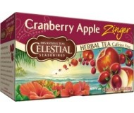 Cranberry Apple Zinger Herbal Tea