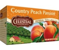 Country Peach Passion Herbal Tea