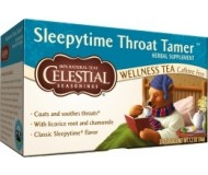 Sleepytime Throat Tamer Wellness Tea