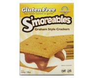 Kinnikinnick Gluten Free S'moreable Graham Crackers (Case of 6)