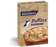 Barbara's Bakery Puffins Cereal, Honey Rice (Case of 12)