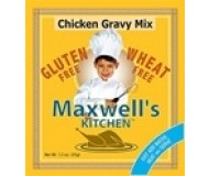Maxwell's Kitchen Gluten Free Chicken Gravy Mix