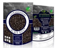 Organic Black Rice, 16 Oz. (Case of 24)