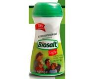 BioSalt Table Shaker, Iodized Light Sodium