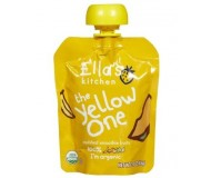 Ella's Kitchen Organic Smoothie Baby Food - The Yellow One, 2.5 Oz (6 Pouches)