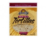 Food For Life - Whole Grain Brown Rice Tortillas, 12 Oz (Case of 12)