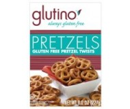 Gluten Free Pretzel Twists